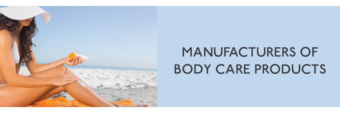 manufacturers of body care products